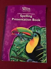 Reading Mastery Signature Edition Spelling Lresentation Book Level 4