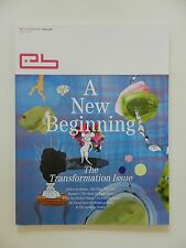 A new beginning Electronic Beats Magazine 2010 Englisch transformation issue