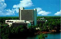 Vintage 1970's Dutch Resort Hotel, Walt Disney World WDW, Florida FL Postcard