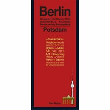 Red Maps Berlin CURRENT EDITION - City Travel Guide