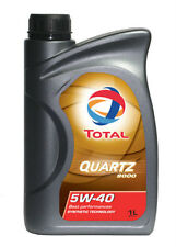 Total Quarz Kunst Auto Öl Motor 9000 Performance 5W40 1 L 166243 BMW