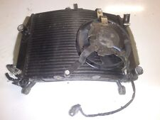 2008 yamaha yzf r6s yzf-r6s radiator fan cooling system