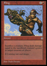 MTG FLING EXC - SCAGLIARE - STR - MAGIC