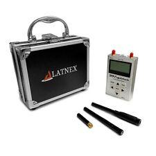 Rf Explorer 6g Combo Handheld Spectrum Analyzer Aluminium Carrying Case