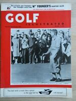 Crosby Clambake (now AT&T) Jimmy Demaret: Golf Illustrated 1965