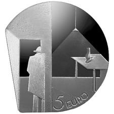 Lettland 5 Euro 2019 - 125. Geburtstag Niklāvs Strunke - 20 gr Silber PP