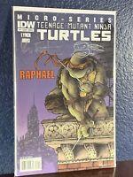 SIGNED + SKETCH Kevin Eastman! TEENAGE MUTANT NINJA TURTLES 1st Issue #1 RAPHAEL