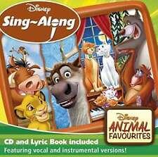 Verschiedene Künstler - Disney Sing-along: Animal Favourites Neue CD