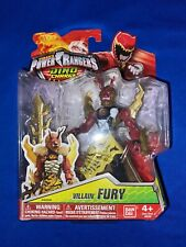 Power Rangers Dino Charge Fury Villain Figure