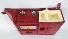 Vintage 1976 Barbie Star Traveler RV Kitchen Replacement Parts Stove Oven Sink