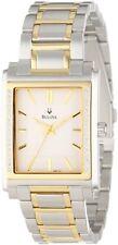 Bulova Men's 98E111 Diamond Case Watch  Bulova
