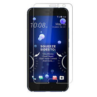Clear Tempered Glass No Full Cover Screen Protector Film Cover For HTC U11 HOT