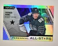 2020-21 UD Synergy Perennial All-Stars #PA-2 Patrick Kane - Chicago Blackhawks