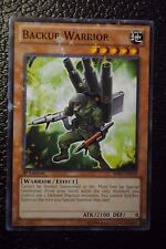 Backup Warrior BP01-EN159 - Yu-Gi-Oh - 1st Edition - Effect - Starfoil Rare