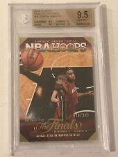 2014-15 Hoops Road to the Finals #54 LeBron James R2 Heat /999 BGS 9.5