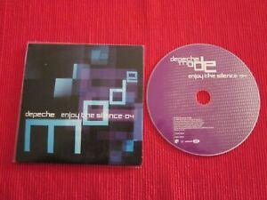 CD SINGLE DEPECHE MODE ENJOY THE SILENCE 04
