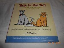 New Hallmark Gift Book: Talk to the Tail undomesticated Pet Cartoons humor 4 All