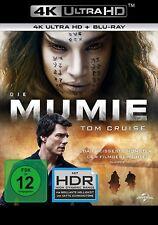 Die Mumie - 2017 / 4K Ultra HD Blu-ray # UHD+BLU-RAY-NEU