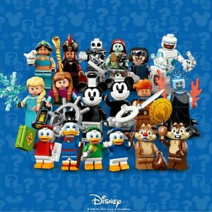 NEW (Opened) LEGO DISNEY SERIES 2 MINIFIGURES 71024 - all 18 available