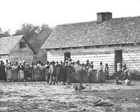 James Joyner Smith's Plantation, Beaufort South Carolina-1862 Photo
