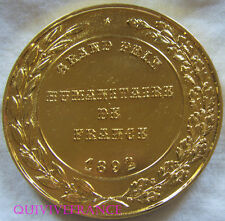 MED5131 - MEDAILLE GRAND PRIX HUMANITAIRE DE FRANCE 1892