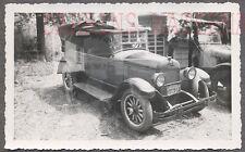 Vintage Car Photo 1926 Chrysler Automobile & Double Exposure 769149