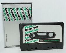 Dixons Tape Head Cleaner/RARE/Used/Cassette/Tape/Vintage