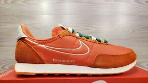Nike Waffle Trainer 2 Orange White Retro Running DH4390 800 Size 9