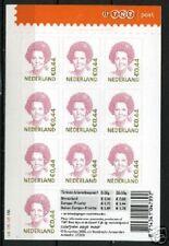 Nederland NVPH Vb2467B Hangboekje Beatrix inversie TNT logo Postfris