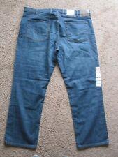 True Nation Athletic Fit Stretch Denim Blue Jeans 44 x 30 NWT Sug Ret$64