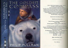 The Golden Compass Dark Materials 1 (aka Northern Lights) Philip Pullman HC 1st