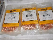 (75 Pcs)  Tweco, El16T116 Mig Contact Tip1160-1606 (3 Bag 25 Pcs Each)