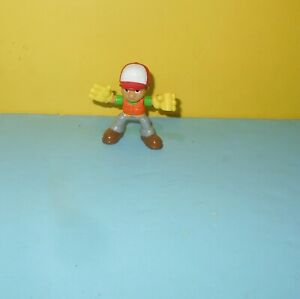 "Disney 2.5"" Tall Handy Manny Mattel P9774 Toy Figure 2009"