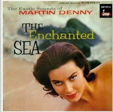 Martin Denny - Quiet Village & the Enchanted Sea [New CD]