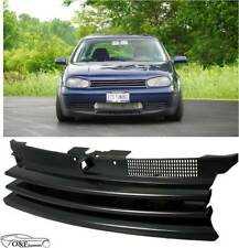 1999 - 2005 VW GOLF MK4  BADGELESS BLACK GRILL