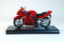 Scale model Motorcycl 1:18 Honda CBR 11000XX