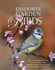 Favourite Garden Birds: Gift Idea for any Bird Watcher - Wonderful NEW Stock UK