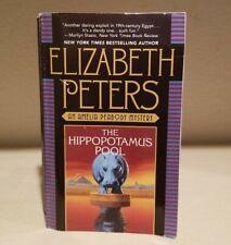 The Hippopotamus Pool by Elizabeth Peters (1997, Mass Market, Reprint)