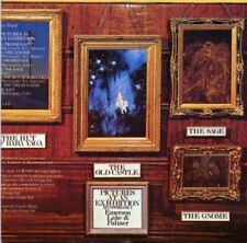 Emerson Lake & Palmer Pictures at an exhibition (1972)  [CD]