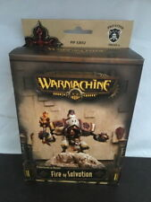 Privateer Warmachine Menoth Fire of Salvation Heavy Warjack Box Sealed PIP32052