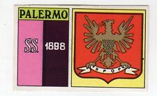 figurina - CALCIATORI PANINI 1971/72 NEW - SCUDETTO PALERMO