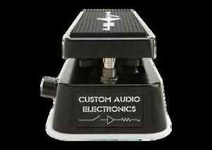 MXC404 Custom Audio Electronics WAH WAH ELECTRIC GUITAR EFFECTS FX PEDAL
