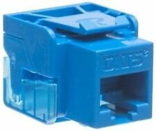 10 Pack CAT 5E Keystone ICC Connector IC1078E5BL