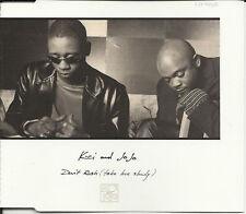 K CI & JOJO Don't Rush MIXS 5TRX CD Single and kci
