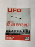 Vintage UFO Magazine Sept 1998 - First Annual UFO Photo Contest