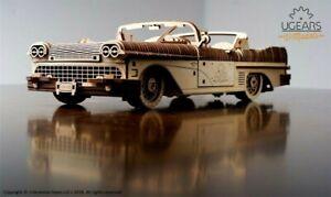 Ugears Code: 70073 Wooden 3D Mechanical Model Convertible Dreams VM-05