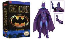 "Classic 1989 Video Game BATMAN 7"" Action Figure NECA Nintendo NES In Stock!"