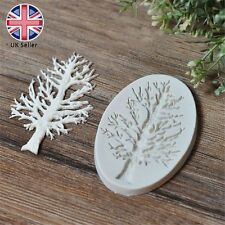 Winter Tree Silicone Mould for Cake Icing Xmas Decoration Christmas Forest
