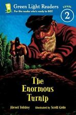 The Enormous Turnip (Turtleback School & Library Binding Edition) (Gre-ExLibrary