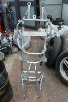 telaietto posteriore bmw r 1200 cl Heckrahmen Sub Frame 46517659054